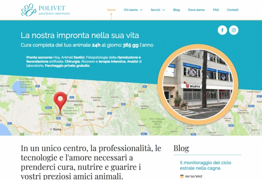 Polivet - Policlinico Veterinario